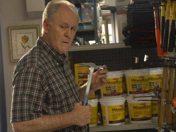 John Lithgow played Arthur Mitchell, known as the Trinity Killer, in the Showtime series <em>Dexter</em>. He won an Emmy Award for his portrayal of the tortured villain.