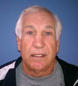 Jerry Sandusky.