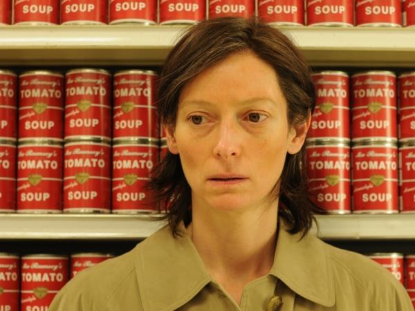 Actor Tilda Swinton plays the mother of a child who commits a horrific crime in the film <em>We Need To Talk About Kevin</em>.