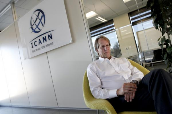 "Rod Beckstrom, chief executive officer of the Internet Corporation for Assigned Names and Numbers, or ICANN, says the group's plan to sell more specific domains could bring ""more clarity [and] more quality"" to the internet. The Federal Trade Commission has raised concerns about the plan."
