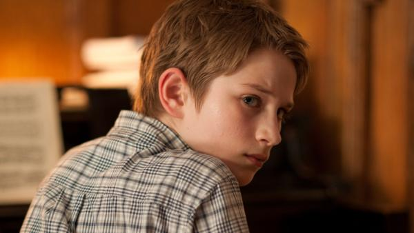 Thomas Horn stars as a grieving boy in <em>Extremely Loud And Incredibly Close</em> — dismissed by many critics but nominated for Best Picture.