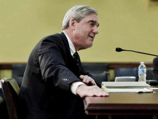 FBI Director Robert Mueller testifies before a House Appropriations Committee panel on March 7.