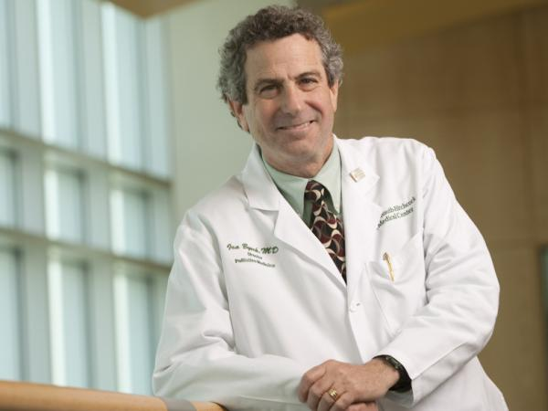 Dr. Ira Byock is the director of palliative medicine at Dartmouth-Hitchcock Medical Center.