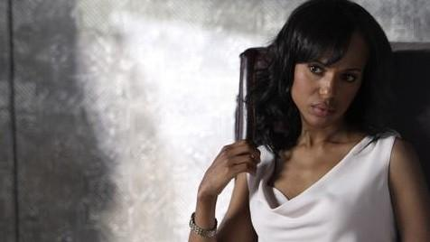 Kerry Washington plays Olivia Pope on ABC's new drama, <em>Scandal</em>.