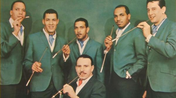 The Joe Cuba Sextet.