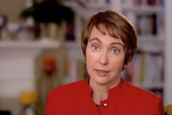 In a video released Jan. 22, Giffords announces her plans to resign from Congress in order to concentrate on recovering from a gunshot wound to the head.