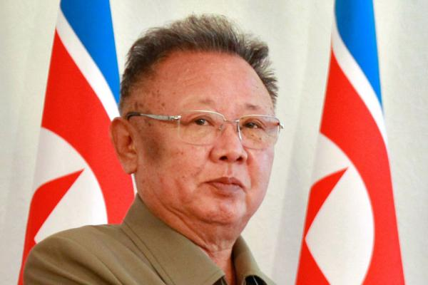 North Korean leader Kim Jong Il, whose death was announced Monday, was in power for 17 years. He succeeded his father, who ruled for nearly a half-century. Kim is shown here on Aug. 24 during a visit to Russia.