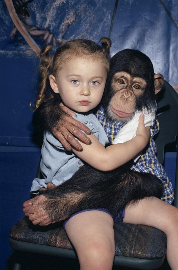 <em>Amelia</em> and <em>Ricky</em>, 3 and 2 years old
