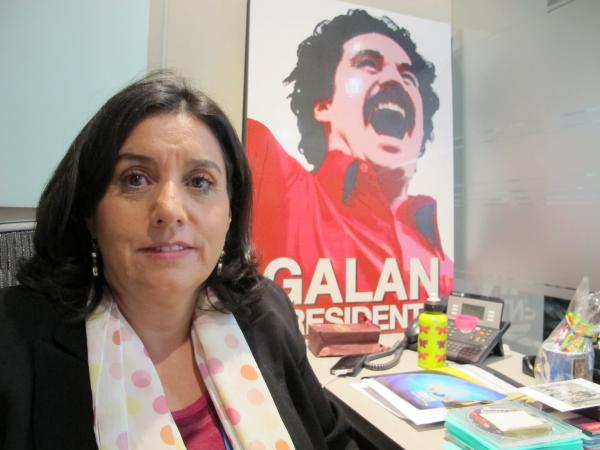Juana Uribe, whose uncle was Luis Carlos Galan, a politician slain by Escobar hitmen in 1989, is one of the co-creators of the popular TV series.