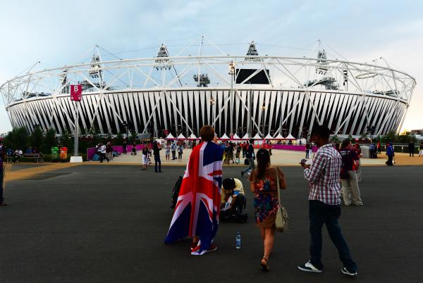 Spectators at the 2012 Olympic Games in London are likely to hear one of DJ Earworm's pop pairings that span genres and generations.