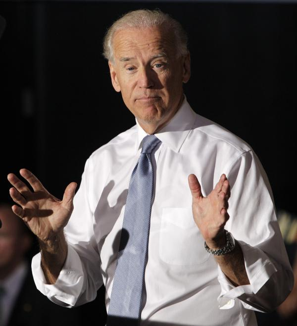 Of all the candidates, Vice President Joe Biden has the least complicated finances — no outside book income, no capital gains, no dividends.