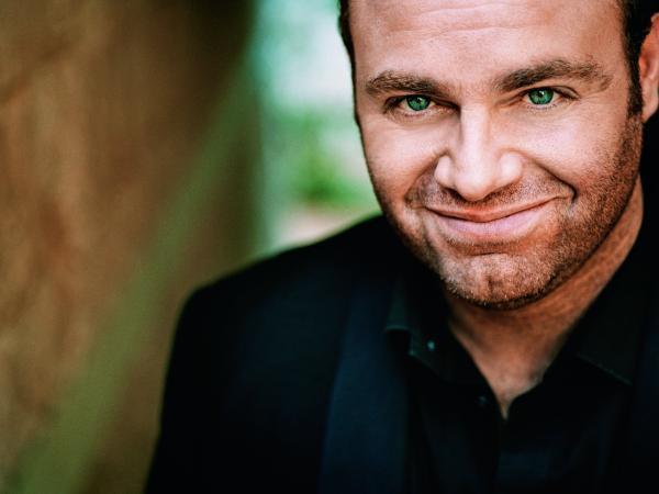 Tenor Joseph Calleja, the 2012 <em>Gramophone</em> Artist of the Year.
