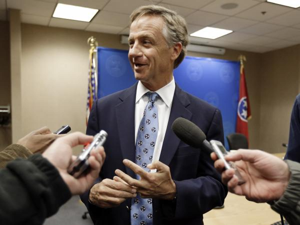 Tennessee Gov. Bill Haslam said last week the state could design its own health insurance exchange required under President Obama's health care law. But resistance in the Republican-controlled General Assembly may cause the state to hand that power off to the federal government.
