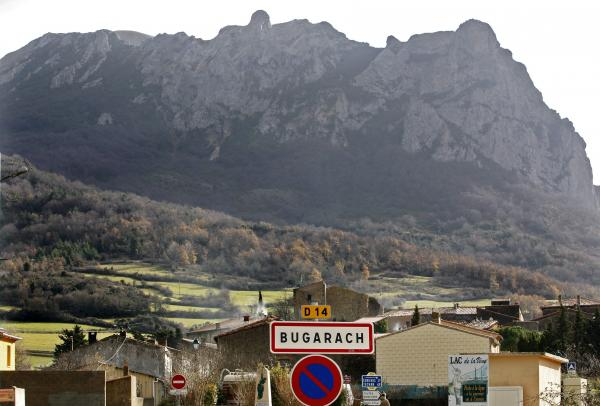 Doomsayers claim the French village of Bugarach, population 200, will be spared when the world supposedly ends Friday.