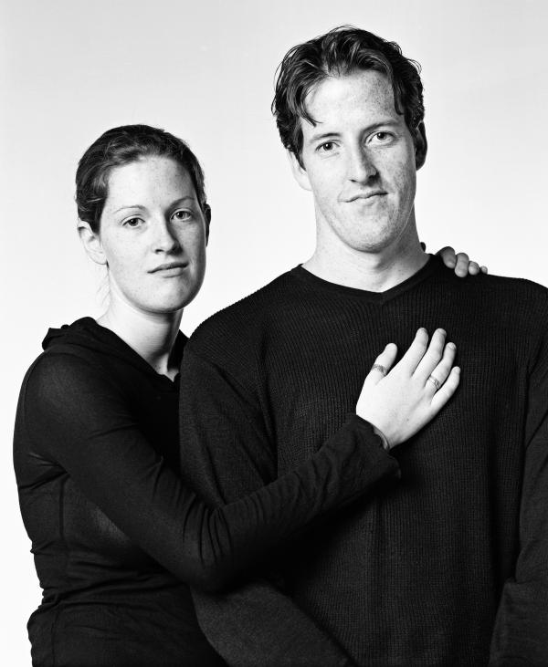 Sarah Fournier and Alan Madill, Toronto 2001