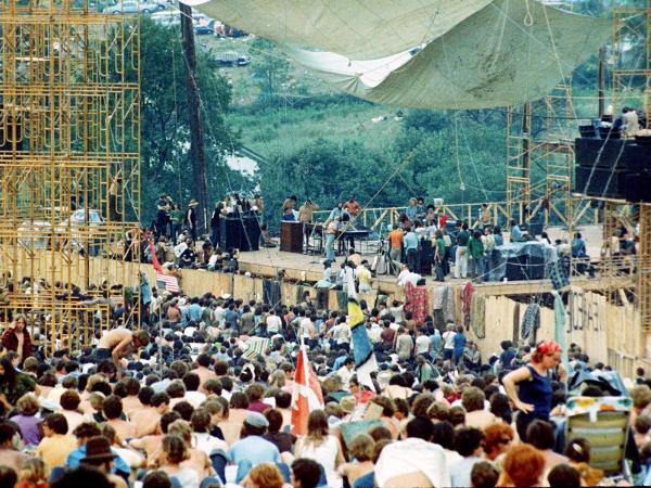 Would Woodstock have happened without penicillin?