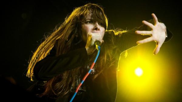 Teri Gender Bender (of Le Butcherettes) has joined the ranks of Bosnian Rainbows, a group featuring members of The Mars Volta.