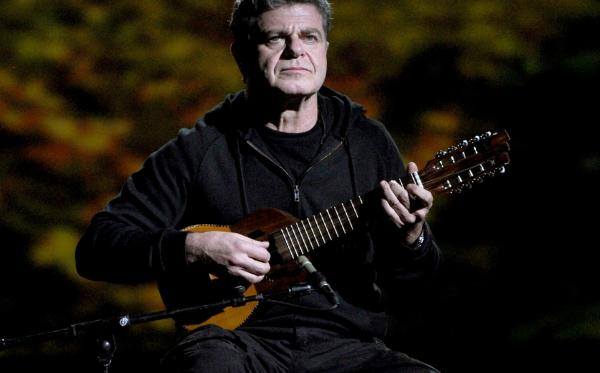 Argentine musician Gustavo Santaolalla has won two Academy Awards for Best Original Score for the films <em>Brokeback Mountain</em> and <em>Babel.</em>