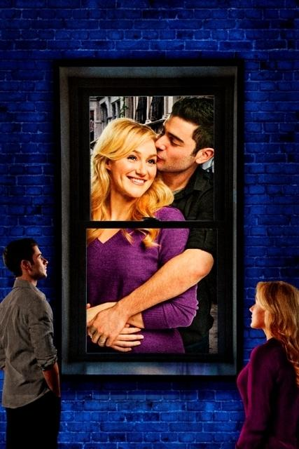 Adam Kantor and Betsy Woolfe star in the current off-Broadway revival of Jason Robert Brown's <em>The Last Five Years</em>.