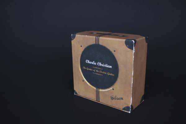 <strong>Charlie Christian, <em>The Genius of the Electric Guitar</em></strong><br />The swing and jazz-era player helped turn the guitar into a solo-worthy instrument by plugging in. This four-CD set of Christian's recordings is packaged in a replica of his Gibson amplifier.