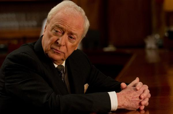 Michael Caine plays an investor in <em>Now You See Me, </em>a film about heist-pulling illusionists.