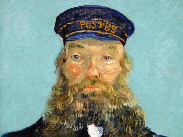 Vincent van Gogh's<em> Portrait of Postman Roulin</em> is part of the collection in the city-owned Detroit Institute of Arts. The financially troubled city of Detroit is eyeing the sale of its prized artworks.