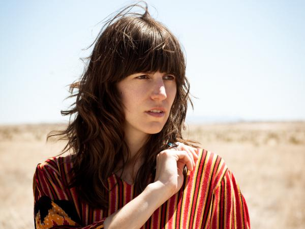 Eleanor Friedberger's new solo album is <em>Personal Record</em>.