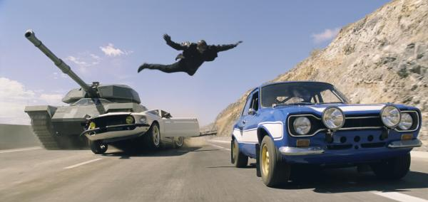 Things get pretty dicey in <em>Fast & Furious 6</em>, even when the good guys are winning.