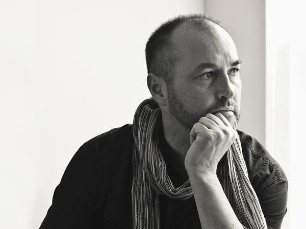 Colum McCann won the National Book Award in 2009 for <em>Let the Great World Spin. </em>