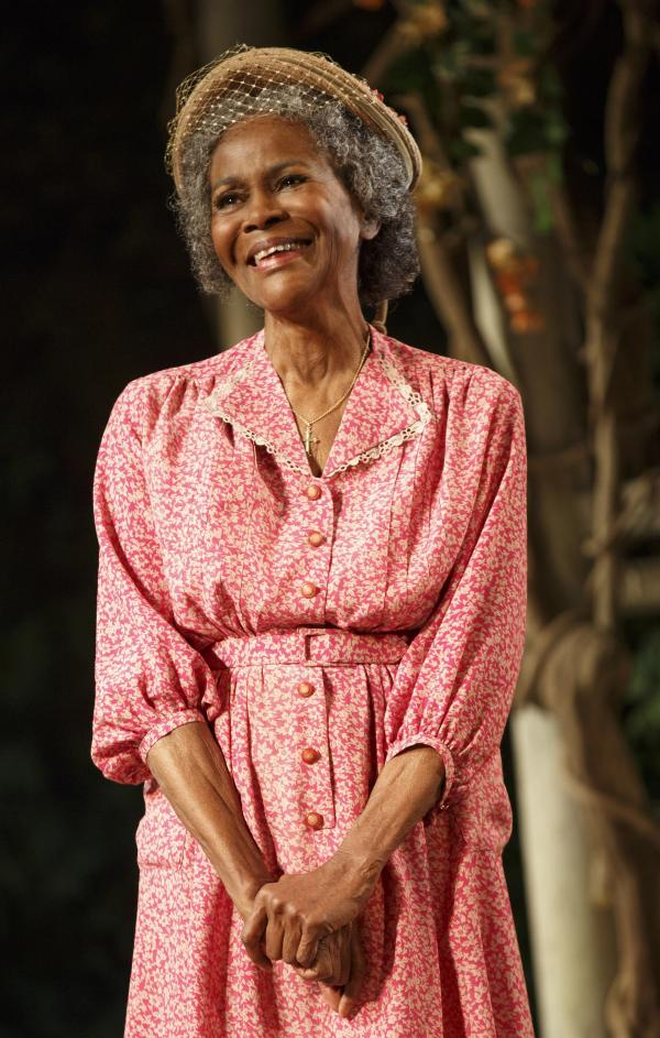 Beloved veteran Cicely Tyson has a solid shot at the best actress award at Sunday night's ceremony; her performance in Horton Foote's <em>The Trip to Bountiful</em> has drawn critical praise and audience applause.