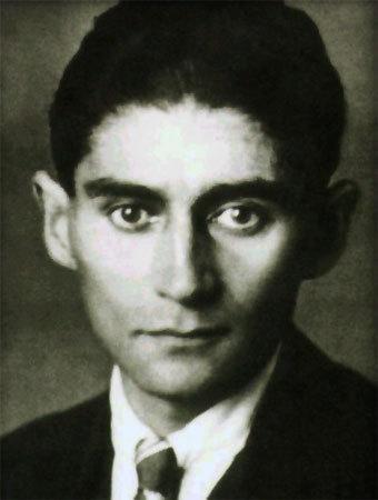 Author Franz Kafka's writings include <em>The Metamorphosis</em>, <em>The Castle</em> and <em>The Trial</em>.