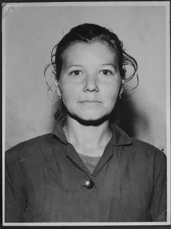 A political prisoner in Paraguay.