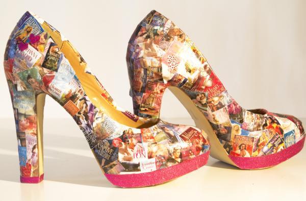 Rudi's shoes.