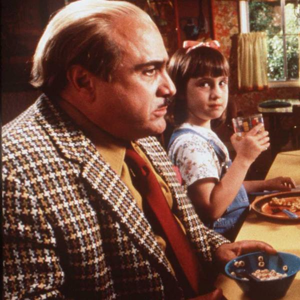 Mara Wilson starred with Danny DeVito in the 1996 movie <em>Matilda.</em>