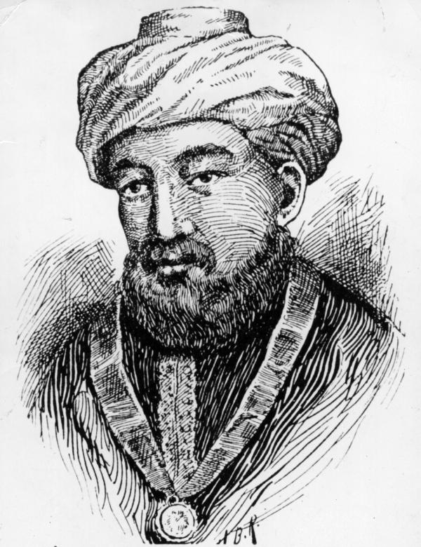 "The medieval Spanish Jewish philosopher <a href=""http://plato.stanford.edu/entries/maimonides/"">Maimonides</a>: This famously brainy guy certainly thought za'atar was good for what ails you."