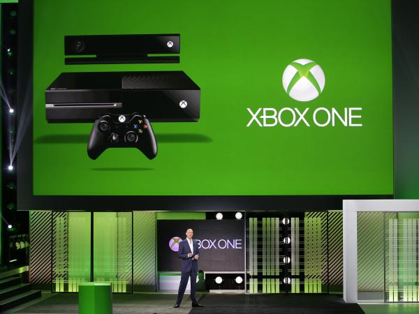 Microsoft focused on how cloud computing will make games for its next-generation Xbox One console more immersive during its presentation at E3 on Monday.
