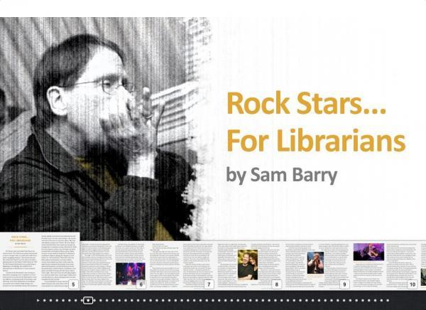 <em>Hard Listening </em>is divided into easily navigable chapter-like sections.