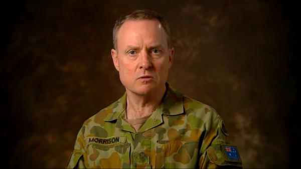 "Lt. Gen. David Morrison, Australia's army chief, has simple advice for those who don't want women in the service: ""Get out."""