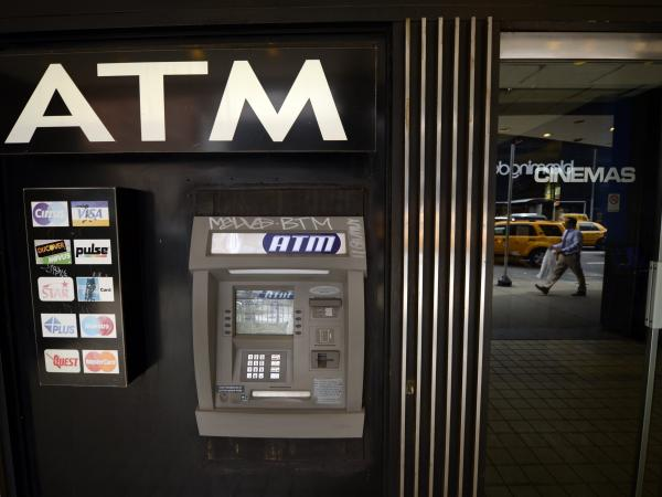 <em>Weekend Edition Saturday</em> host Scott Simon says he now realizes ATM machines represented the dawn of the digital age.