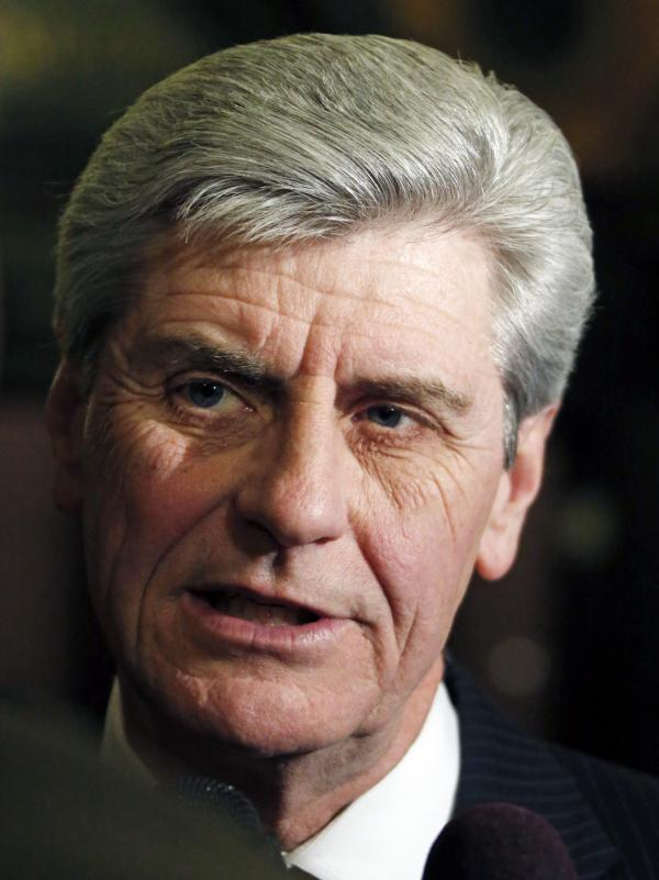 Mississippi Gov. Phil Bryant, a Republican, opposes Medicaid expansion under the Affordable Care Act.