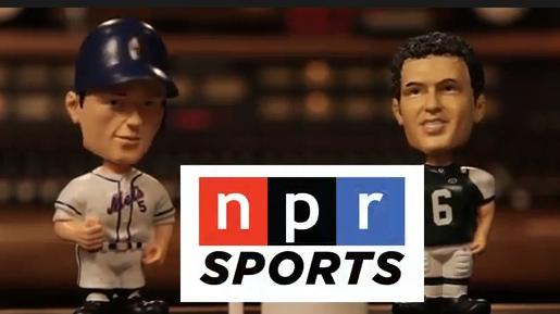 Official Comedy parodied NPR's sports coverage of Game 7 of the NBA Finals.