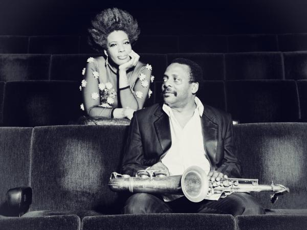 Macy Gray sings the title track of saxophonist David Murray's new album, <em>Be My Monster Love. </em>