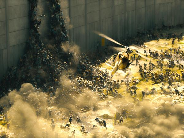 <em>World War Z</em> is just the latest pop-culture incarnation of the Zombie Apocalypse. Adam Frank says the zombies keep coming because they're trying to tell us something.