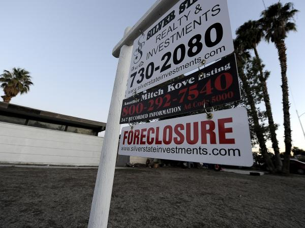 Las Vegas, the recession's foreclosure capital, is seeing a surge in single-family home prices.