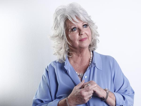 Celebrity chef Paula Deen poses for a portrait in 2012, in New York. In her deposition for a lawsuit by a former employee, Deen admits to having used racial slurs, among other things.