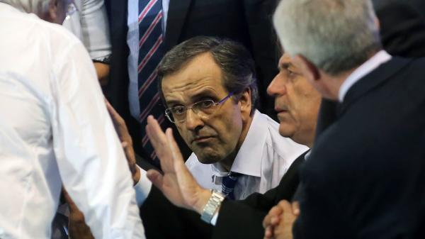 A year into his tenure as prime minister, Antonis Samaras is viewed with suspicion by many Greeks.