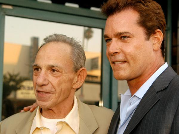 <strong></strong>Ex-mobster Henry Hill (left, with Ray Liotta, who played him in the movie <em>GoodFellas)</em> met for a little Italian on the occasion of a DVD release. Hill is the central figure in <em>Wiseguy,</em> the 1986 Nicholas Pileggi book that became the movie; a 25th-anniversary edition is out with a new foreword from director Martin Scorsese.