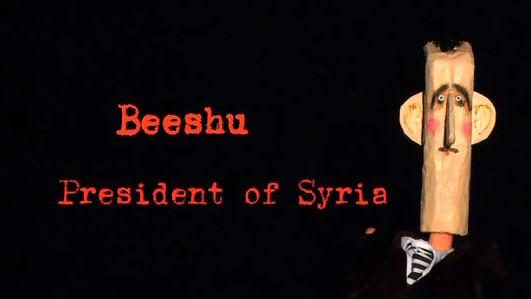Syrians opposed to President Bashar Assad have been posting YouTube videos mocking him. The episodes are called <em>Top Goon</em>, and the Syrian president goes by the name Beeshu. The work is done anonymously because those behind it fear they could face retribution from the Syrian government.