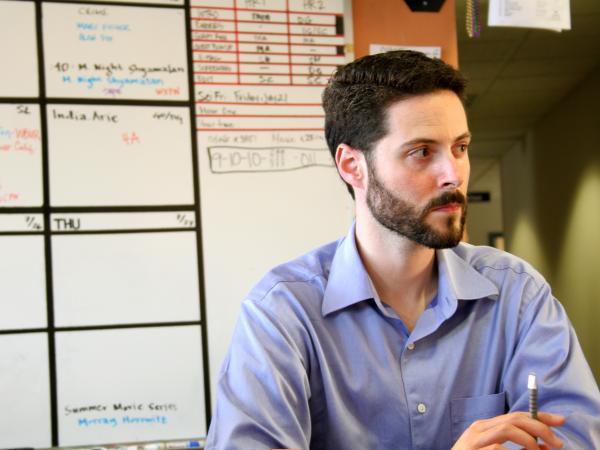 Scott Cameron is the senior editor at <em>Talk of the Nation</em>.