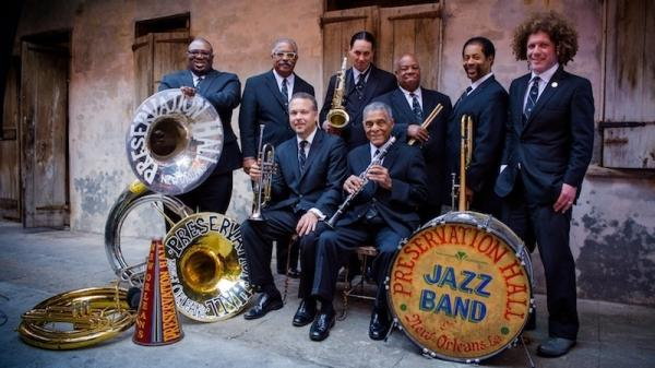 Preservation Hall Jazz Band's new album, <em>That's It!</em>, comes out July 9.